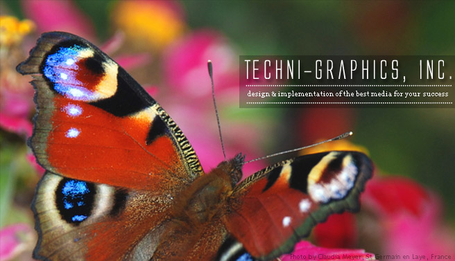Techni-Graphics Inc. Header.